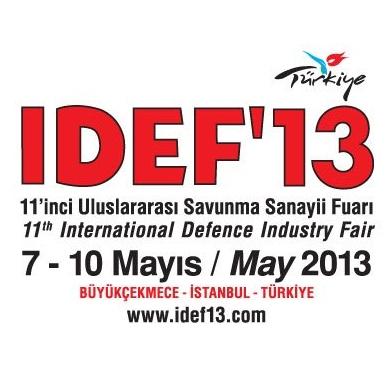 Simsoft IDEF 2013'te...