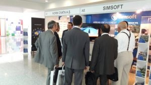Simsoft, ICDDA etkinliğinde