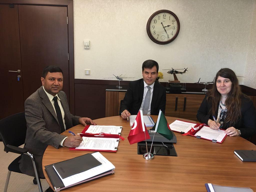 Simsoft ile Bangladeş Silahlı Kuvvetleri Arasında İki Yeni Sözleşme İmzalandı