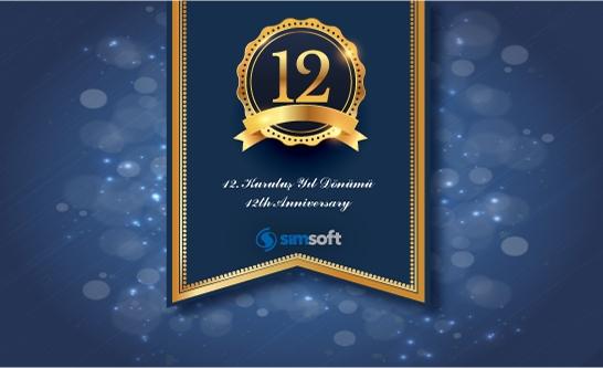 Simsoft 12. Kuruluş Yıl Dönümü