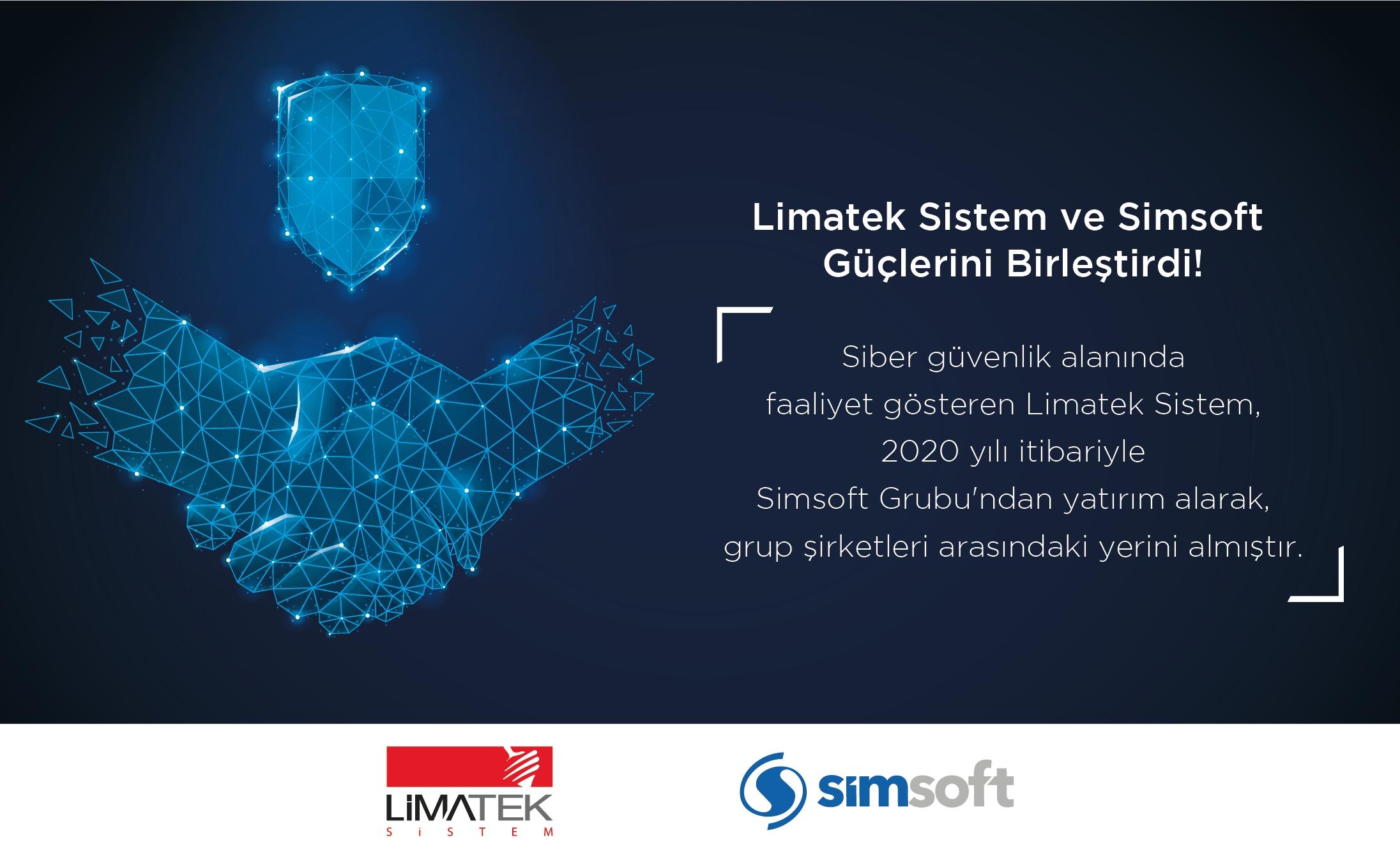 Limatek Sistem ve Simsoft Güçlerini Birleştirdi!