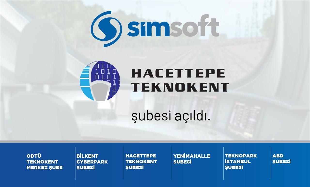 Simsoft Hacettepe Teknokent Şubesi açıldı