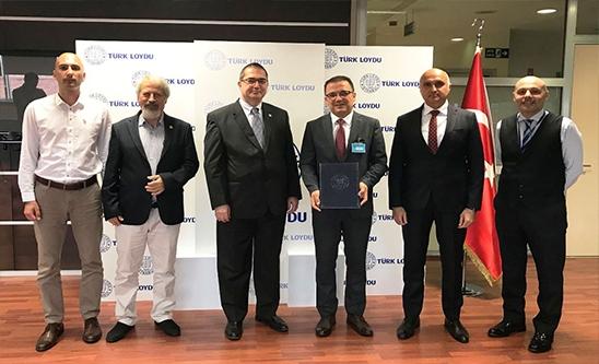 Turkish Lloyd Assurance to Bridge Simulator